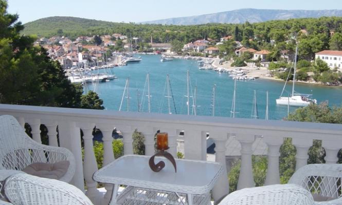 Private balconie