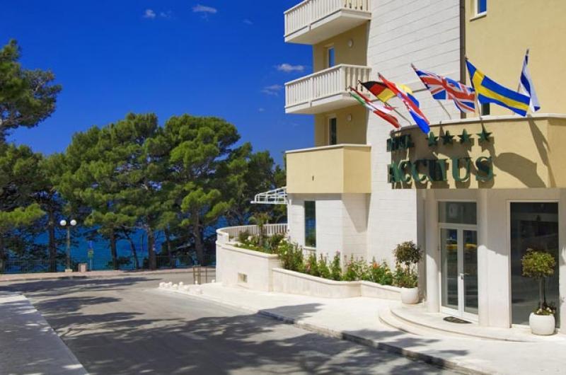 Hotel Villa Bacchus
