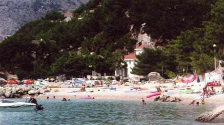 Beach Side Brela